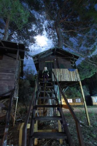 Dečja igraonica u objektu Olympos Woods