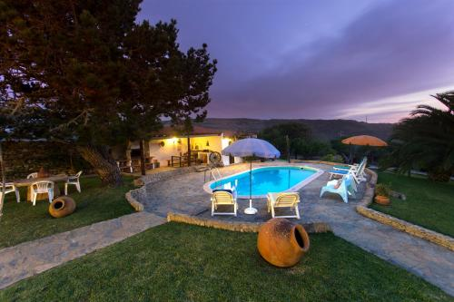 The swimming pool at or near Sintra Beach Retreat by be@home