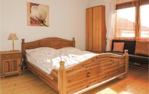 Ein Bett oder Betten in einem Zimmer der Unterkunft Holiday home Stegersbach 47