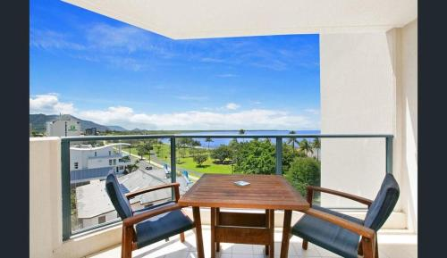 A balcony or terrace at 181 The Esplanade