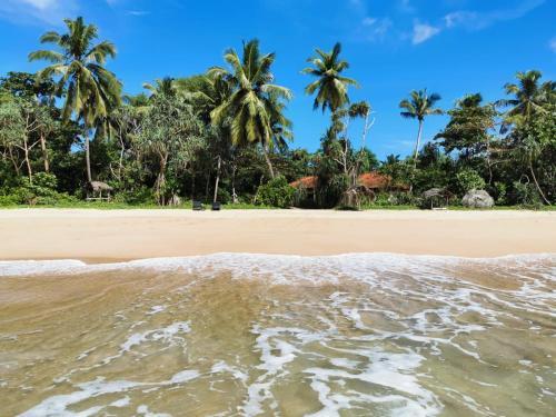 Pláž u vily