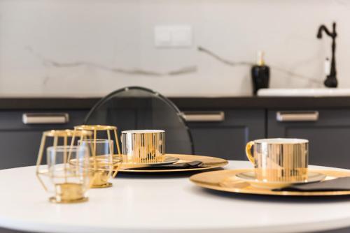 Restoranas ar kita vieta pavalgyti apgyvendinimo įstaigoje Bed&Bath Novum Apartments