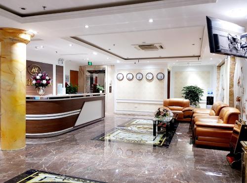 Sun Hotel & Hoang Lam 187 Trung Kính
