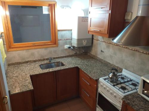 Una cocina o kitchenette en Apartamento Don Juan