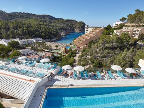 Uma vista da piscina em San Miguel Park / Esmeralda Mar ou nas proximidades