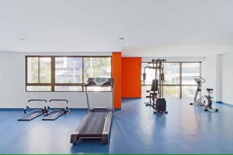 The fitness centre and/or fitness facilities at Flat 505, Edf. Home Club Porto Mar