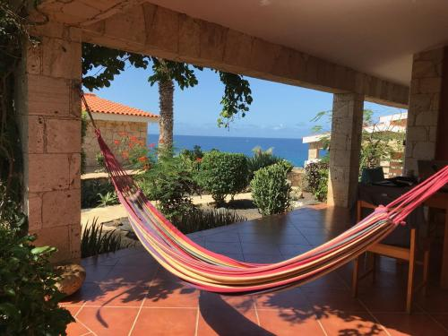 A balcony or terrace at Stella Maris Villa