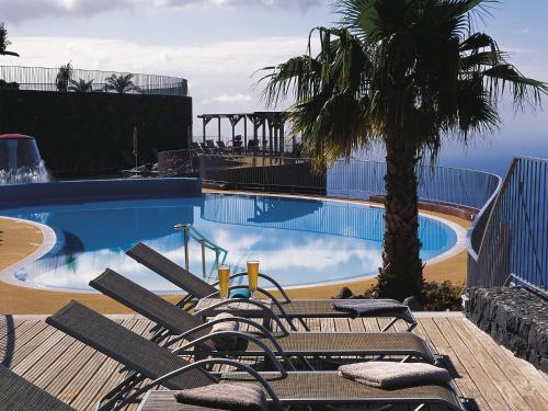 A piscina em ou perto de Village Cabo Girao
