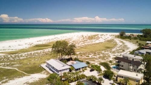 A bird's-eye view of Azure Seas Three Bedroom Villa