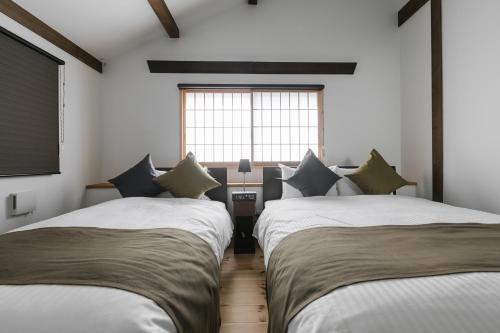 No.8 京都にあるベッド