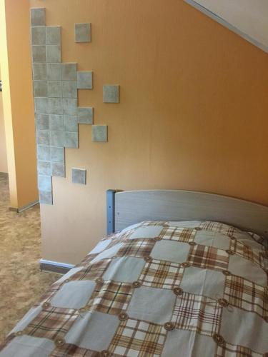 Кровать или кровати в номере Guest house Valdi