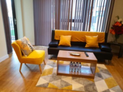 Un lugar para sentarse en Bristol House