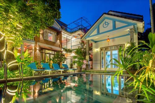 OYO 544 An Bang River Lake Villa