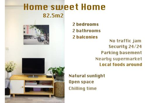 83m2 cozy and lovely apartment near My Dinh stadium
