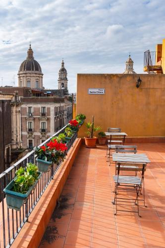 Bed And Breakfast Terrazza Santa Chiara Catania Italy