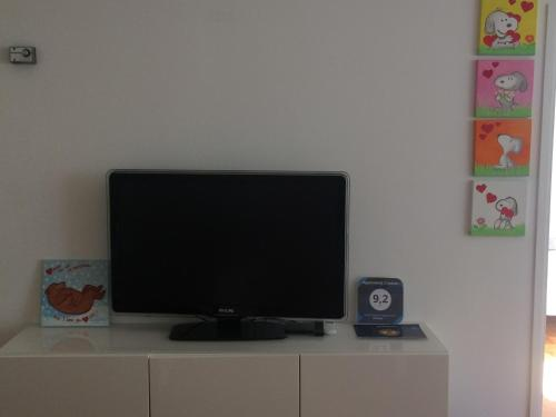 A television and/or entertainment center at Apartment Cristian