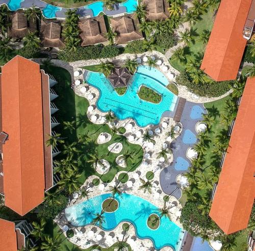 A view of the pool at Flats Resort Porto Beach or nearby