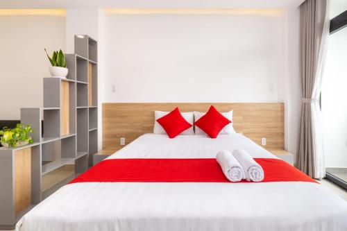 The49 Haus - Studio Minimalism Apartment - District 2- Brand New