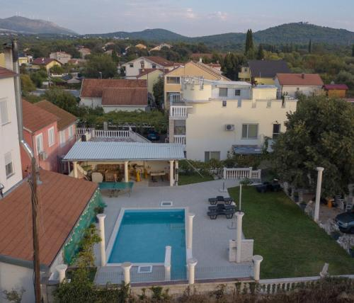 A view of the pool at Apartments Kata or nearby