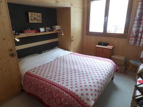 Ein Bett oder Betten in einem Zimmer der Unterkunft Résidence Balcons du Soleil