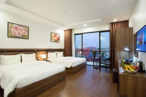Trang An Flower Hotel