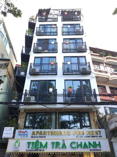 Nine Housing - Trúc Bạch Apartment