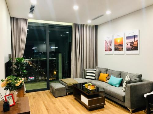 Pinka House - Cozy Apartment 2 BR- The Legend Buiding