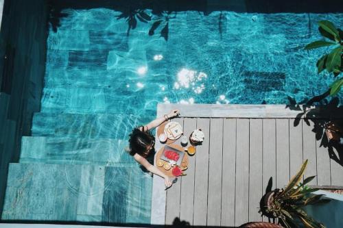 MER Minimalist - Four-bedroom Pool Villa