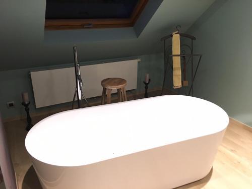 Een badkamer bij Het Kabinet