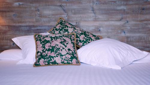 Cama o camas de una habitación en Arrels d'Emporda