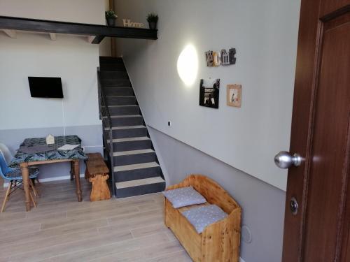 Area soggiorno di ALLE MURA