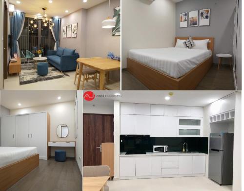 Asahi Luxstay - FLC Green Home Pham Hung 2Br Apartment