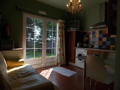 Una cocina o zona de cocina en Apartamento Guidan