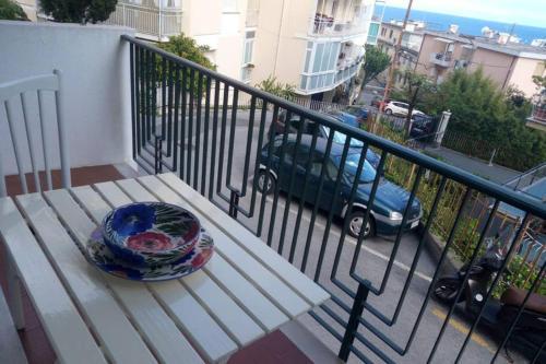 Balcone o terrazza di Home Sweet San Remo