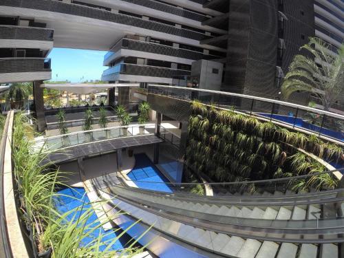 Uma varanda ou terraço em Landscape By Frente Mar