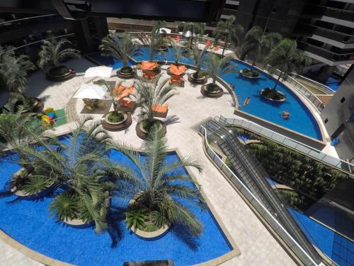 Uma vista da piscina em Landscape By Frente Mar ou nos arredores