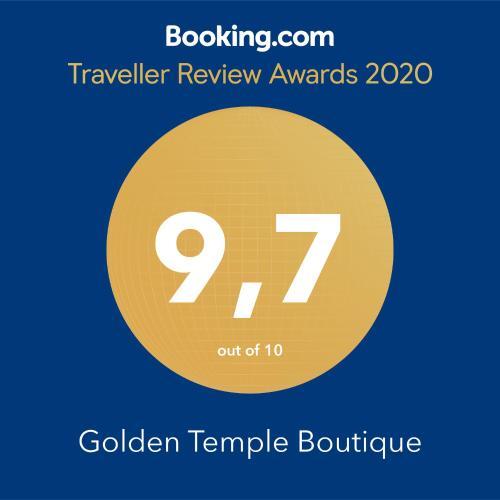 Hotel Golden Temple Boutique (Kambodscha Siem Reap