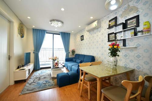 Luxury Apartment@LilyhometelHongkongtower