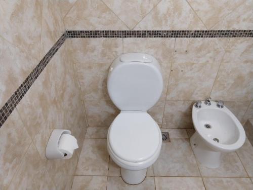 Un baño de Departamento 10