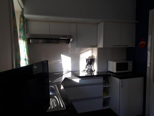 A kitchen or kitchenette at Apartment Descamps