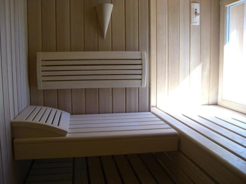Spa and/or other wellness facilities at Ferienhaus Costa Werder