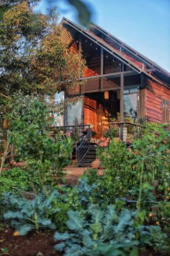 Queeny's Farmstay Wooden House