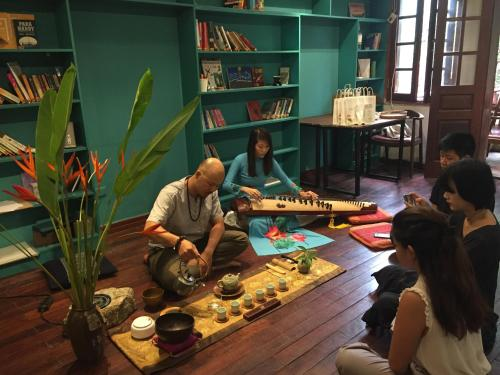 Hien Minh tea house
