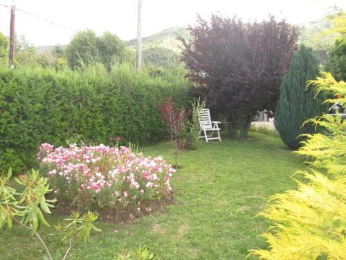 Un jardín fuera de Portal de los Andes