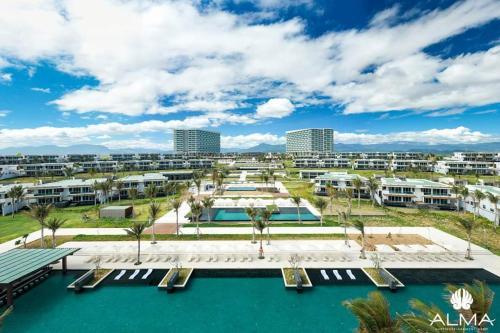 Almaholiday's luxury apartments and villas in 5* resort, Cam Ranh, Nha Trang
