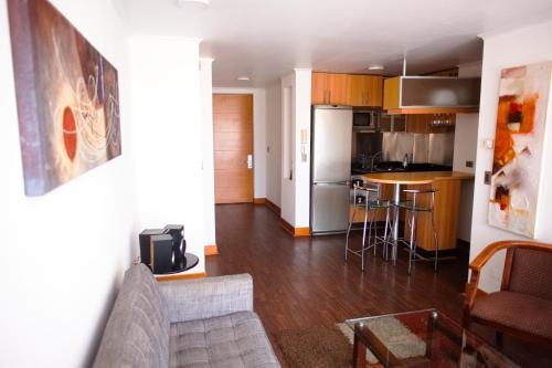 Zona de estar de ExMonarca by Design