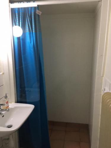 Ett badrum på Eveline's House