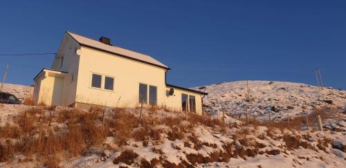 Nyken Resort - The House during the winter