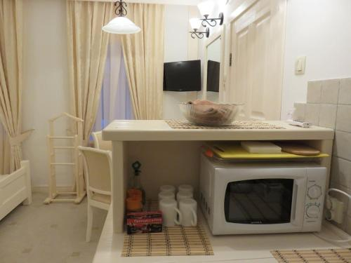 Ванная комната в Апартаменты на Набережной