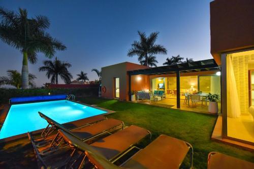 Het zwembad bij of vlak bij Villa Gran Canaria Specialodges